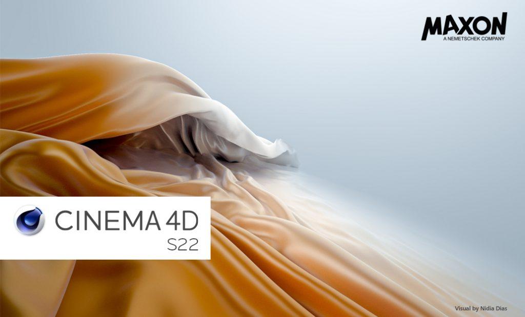 Cinema 4D S22 Release
